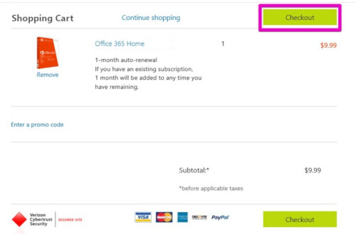 What is Shopping Cart Software